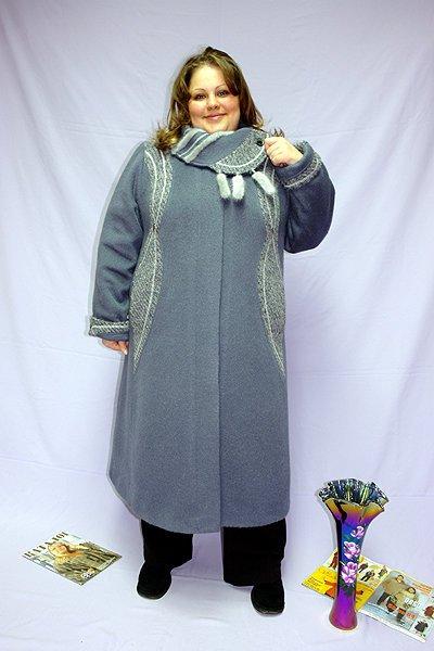 Женская Одежда Больших Размеров Пальто Недорого